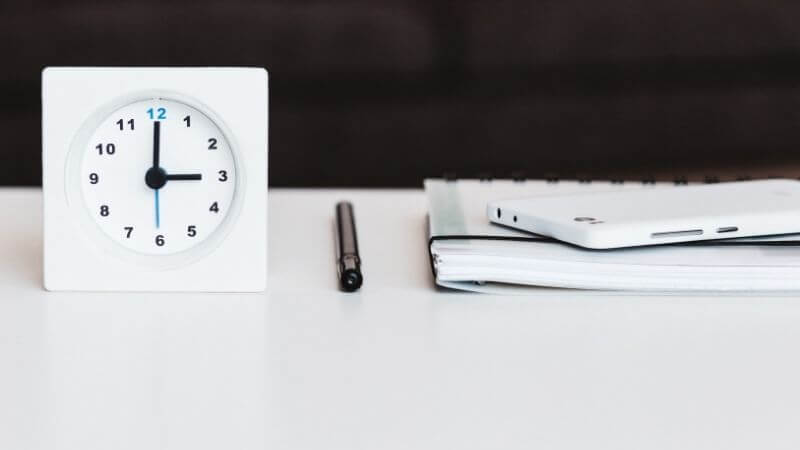 在宅勤務で怠けないための時間管理術